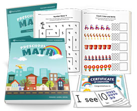 Complete Preschool Math Curriculum