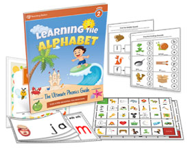 Learning the Alphabet Level 2 - The Ultimate Phonics