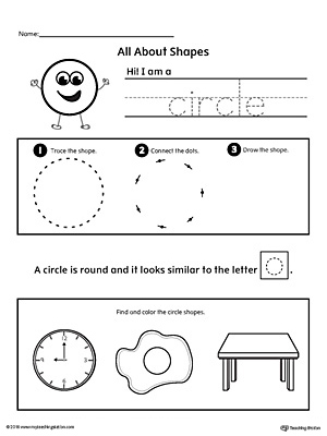 All About Circle Shapes