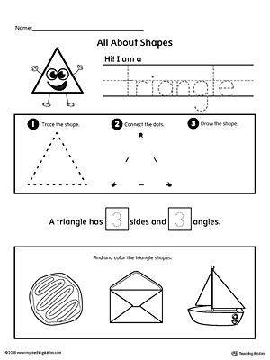 math worksheet : kindergarten printable worksheets  myteachingstation  : Shape Worksheets Kindergarten