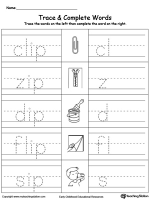 IP Word Family Trace and Write
