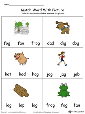 og word family worksheets kindergarten word family sliders school sparkskindergarten families. Black Bedroom Furniture Sets. Home Design Ideas