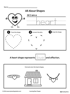 All About Heart Shapes