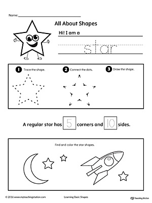 All About Star Shapes