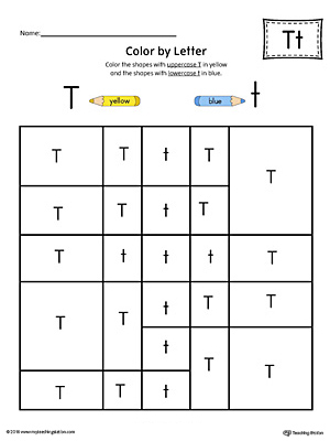 letter t tracing printable worksheet. Black Bedroom Furniture Sets. Home Design Ideas