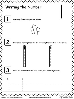 learning to write numbers Learn to write number 2 in preschool math activities for kids how to write number 2 color the above apples so that kids can identify the number and also understand.