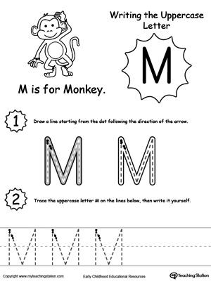 Sensational Number Names Worksheets Preschool Letter M Worksheets Free Easy Diy Christmas Decorations Tissureus