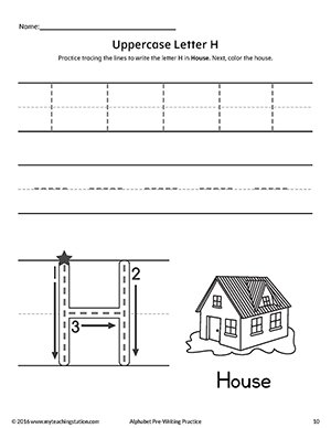 Number Names Worksheets : letter writing practice worksheets ...