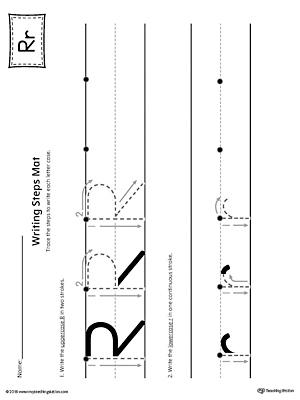 Lowercase Worksheet