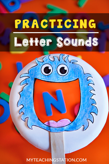 Fun Ways to Practice Alphabet Letter Sounds
