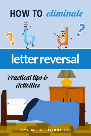 How to Eliminate b-d Letter Reversal