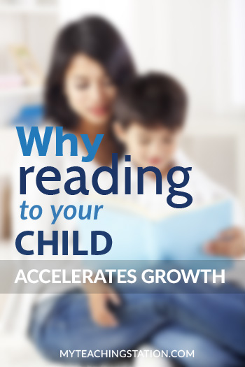 Why Frequently Reading To Your Child Accelerates Growth