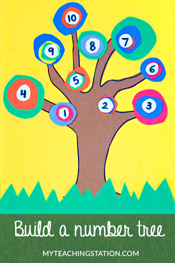 Help Your Preschooler Practice Counting While Having Fun With This Number Activity