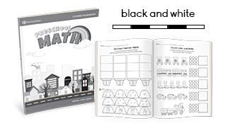 Preschool and Kindergarten Math Curriculum