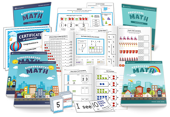 MTS Kindergarten Math Curriculum